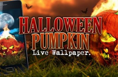 Halloween Pumpkins Live Wallpaper