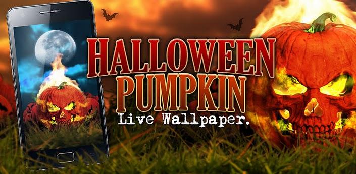 Halloween Pumpkins Live Wallpaper