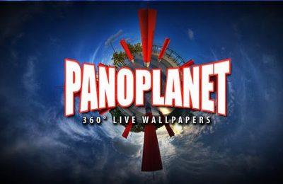 Pano Planet live wallaper