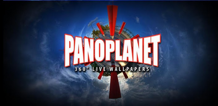 Pano Planet live wallaper