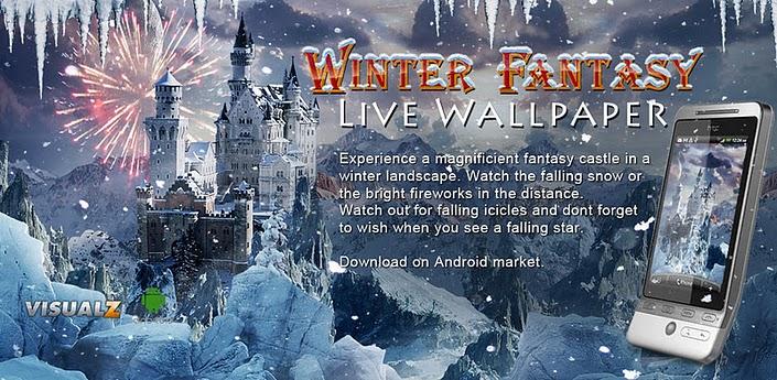 Winter Fantasy - 3D