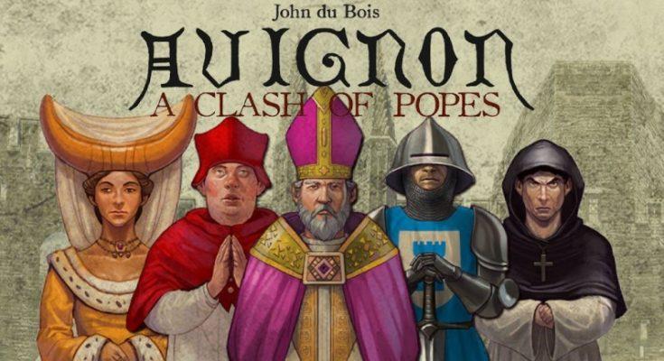 Avignon: Clash of Popes